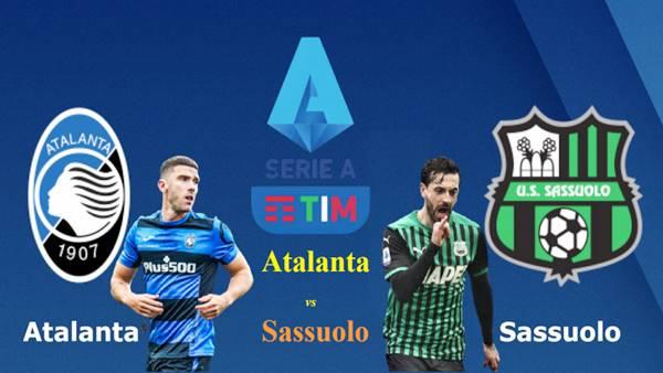 Video kết quả Atalanta 2-1 Sassuolo, vòng 5 giải VĐQG Italia