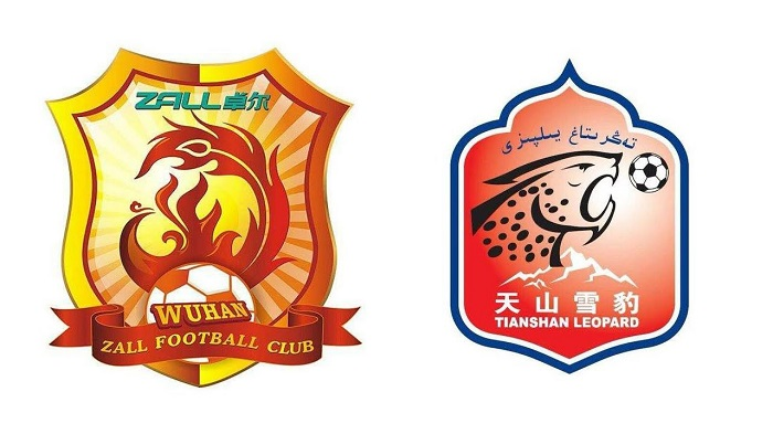 Trực tiếp Wuhan vs Xinjiang Tianshan, 18h35 ngày 22/9, giải hạng Nhất Trung Quốc