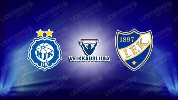 Trực tiếp HJK Helsinki vs HIFK, 22h30 ngày 22/9, vòng 21 VĐQG Phần Lan