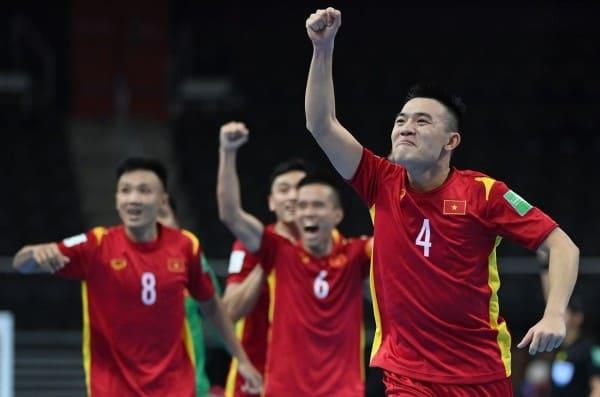 VÒNG 1/8 FUTSAL WORLD CUP 2021: VIỆT NAM CHẠM TRÁN NGA